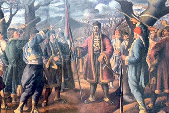 Резултат слика за prvi srpski ustanak