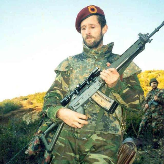 Komandant Kobra - Naser Vlasi