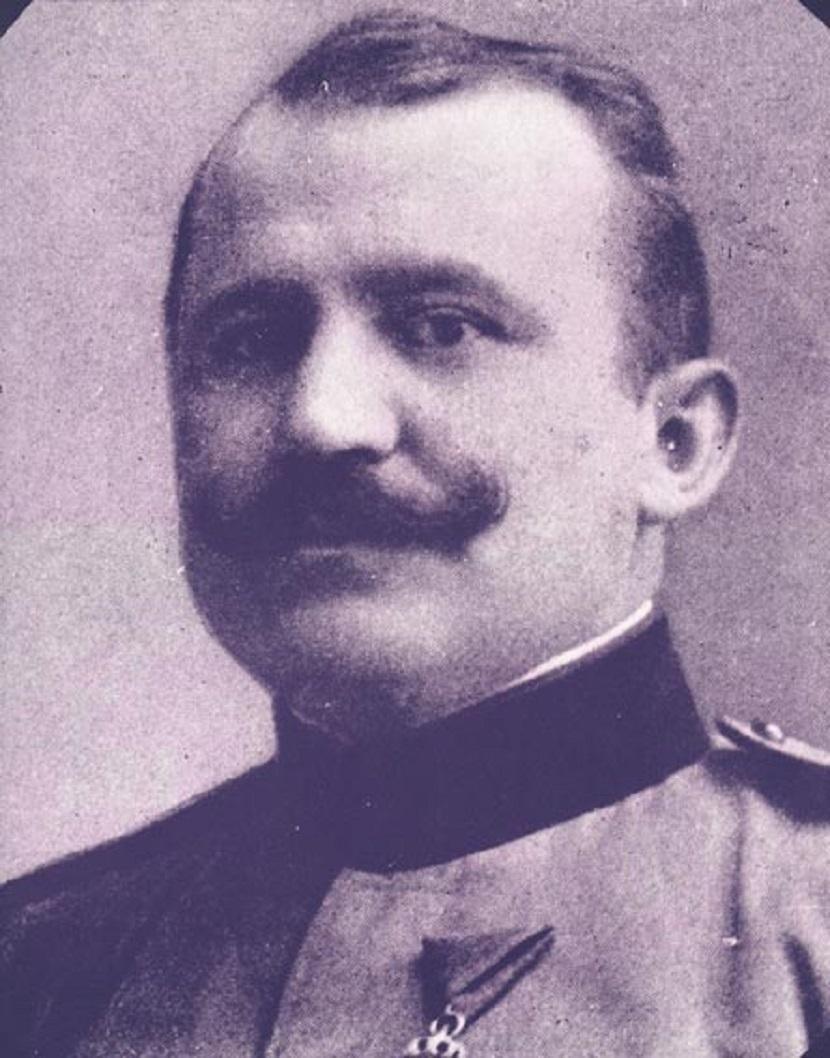Vojvoda Vuk: Vojin Popović