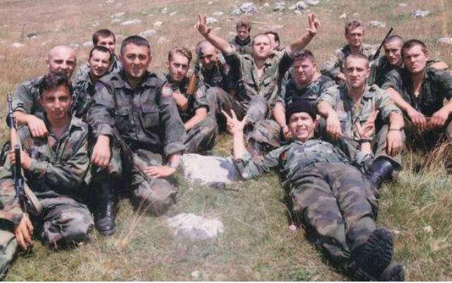 Junaci Srbije: Borci sa Košara