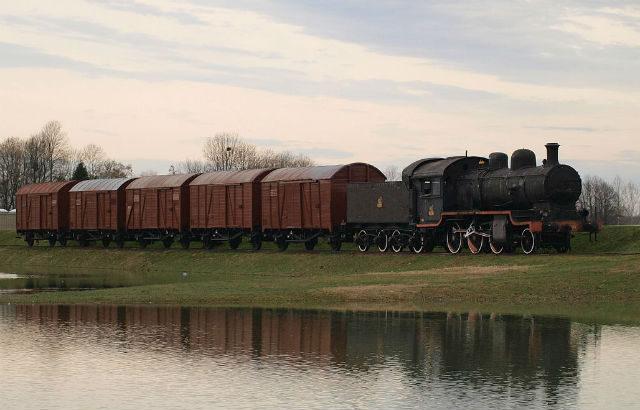 Voz koji je prevozio Srbe u Jasenovac