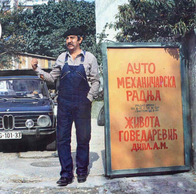 Zoran Radmilović u seriji Priče iz radionice