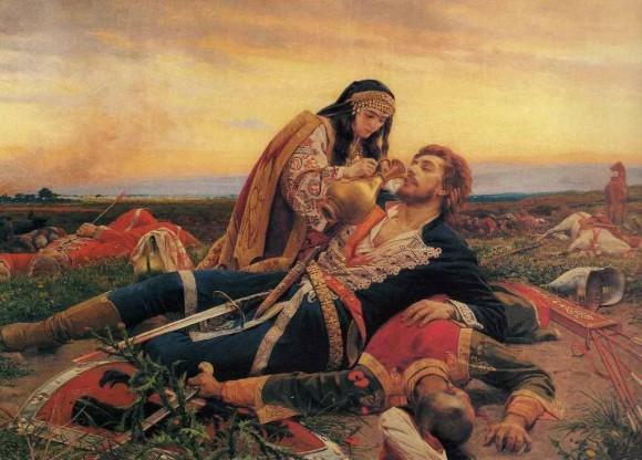 (FOTO) Mnogi će ostati bez teksta: Ovo je beogradska lepotica po čijem liku je naslikana