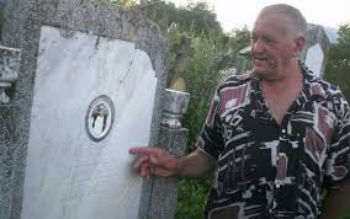 Spomenik i grobno mesto čuvenog Jagodinskog čiče