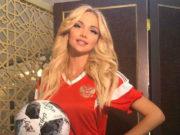 Ruska Barbika domaćica Mundijala: Iza sebe ima neuspešan brak sa ruskim reprezentativcem, a proslavila je slika sa slavnim srpskim sportistom