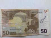 Novčanica od 50 evra, a vredi bogatstvo: Srbi u Grčkoj dobili novčanicu sa snažnom porukom o Kosovu i to na nemačkom!