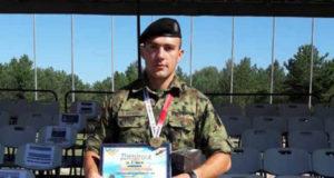 Da se zna ko je najbolji: Srpski snajperista upucao zlato!