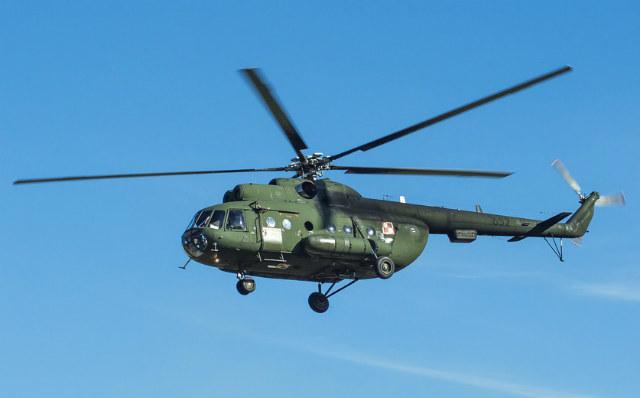 Helikopter MI-8