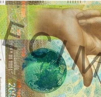 (VIDEO): Tri prsta na novčanici od 200 franaka: Švajcarska razbesnela Bosance zbog srpskog pozdrava