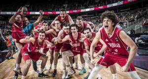 (VIDEO) Letoncima ništa nije bilo jasno: Ovako su Crnogorci uveličali evropsku titulu Srba