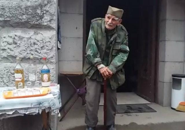 Čuvar Zejtinlika zahvalan Bogu: Deda Đorđe dočekao da mu se ispuni jedina želja