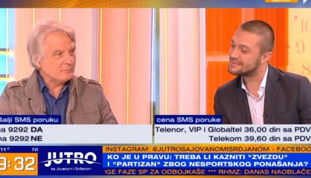 Čiji je golman Stojković? Dule Savić i Ivica Iliev nasmejali Srbiju urnebesnom prepirkom o tome da li je Zvezdin ili Partizanov