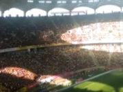 """(VIDEO) Rumuni oduševili Srbe: Ovako izgleda kada 50.000 navijača zagrmi """"Kosovo Srbija"""""""