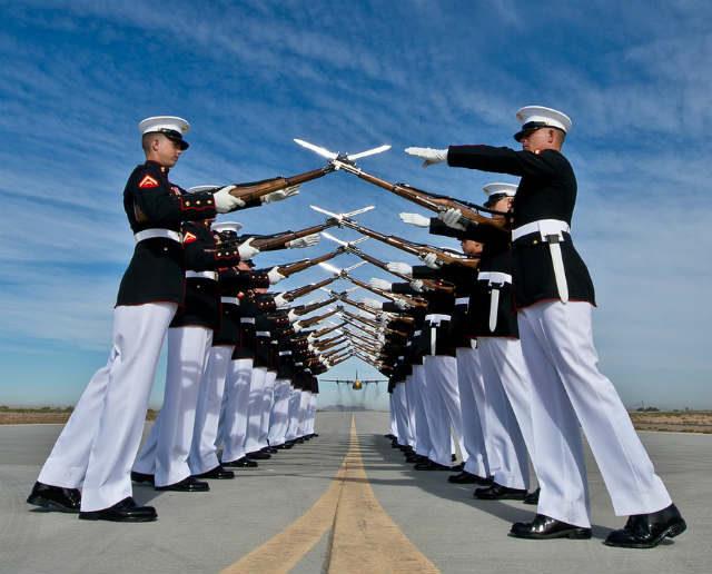 (VIDEO) Američki marinci pevaju