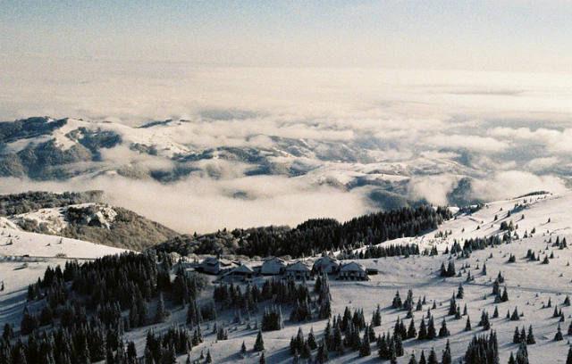 Sigurno ste čuli da ih ima na Kopaoniku: Skijanje, vožnja žičarom, a onda ispod vas prizor koji se retko viđa na krovu Srbije