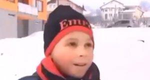 (VIDEO) Gore društvene mreže: Mali Bosanac uživo u programu objasnio kako zove kliska