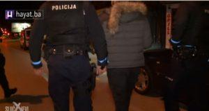 Vaš posao je da pišete kazne, moj da budem pijan za volanom: Policija zaustavila mladića, a njegov odgovor zasmejao je ceo region (VIDEO)