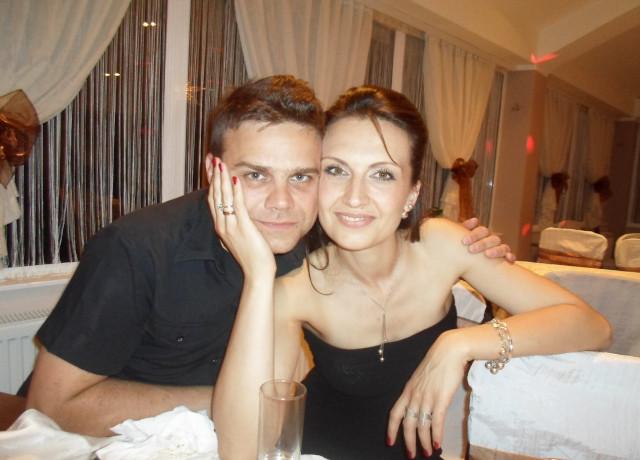 Ana Spasić sa suprugom
